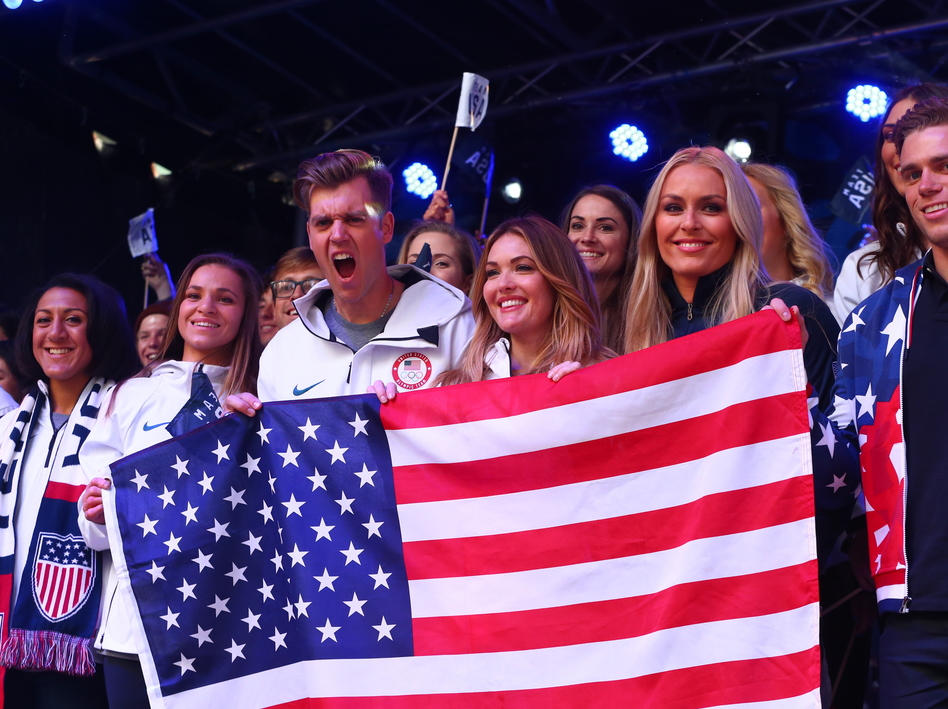 Mike Stobe / Getty Images for USOC