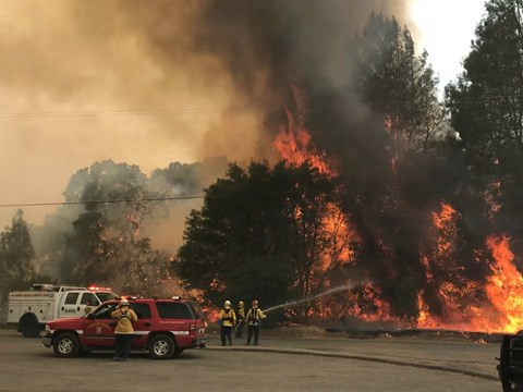 Jonathan Cox / Cal Fire Communications via AP