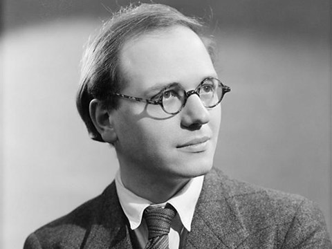 Olivier Messiaen in 1937. Photo: Wikipedia