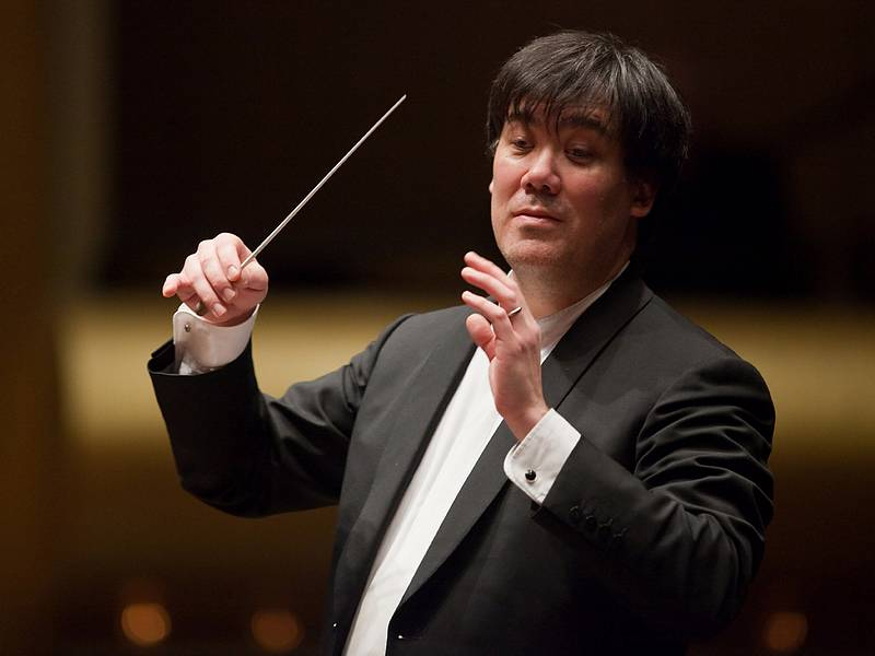 Alan Gilbert  |  Photo: Chris Lee/New York Philharmonic