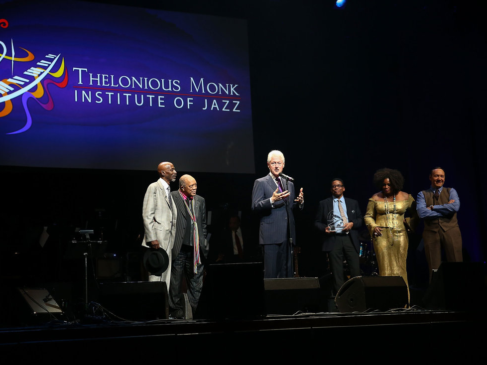 Imeh Akpanudosen/Getty Images for Thelonious Monk Institute of Jazz