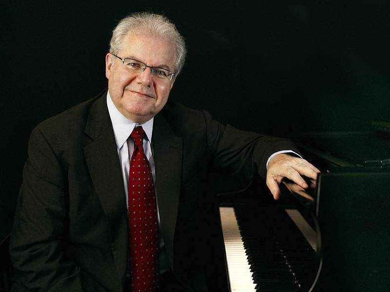 Emanuel Ax | photo by Lisa Marie Mazzucco