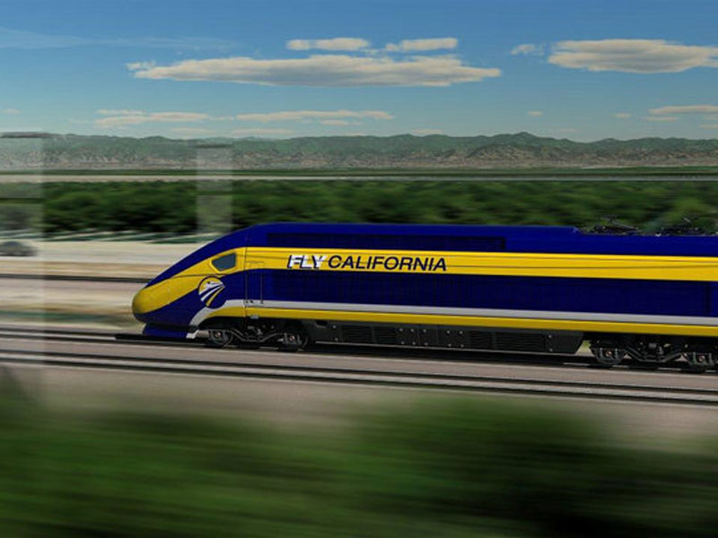 California High-Speed Rail Authority / Facebook