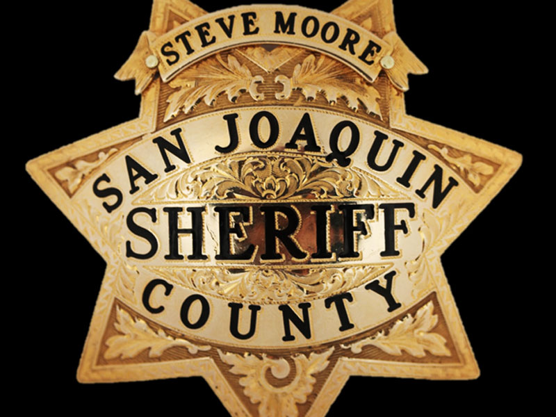 San Joaquin County Sheriff's Office / Facebook