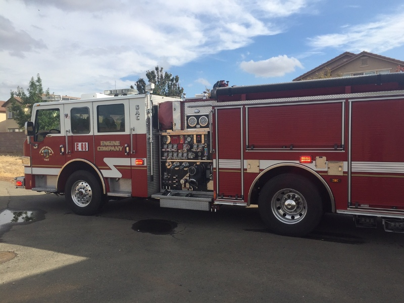 Sacramento Metropolitan Fire Department / courtesy