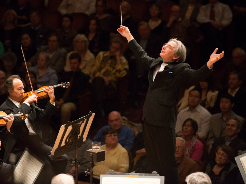 Michael Tilson Thomas | Photo: Kristen Loken