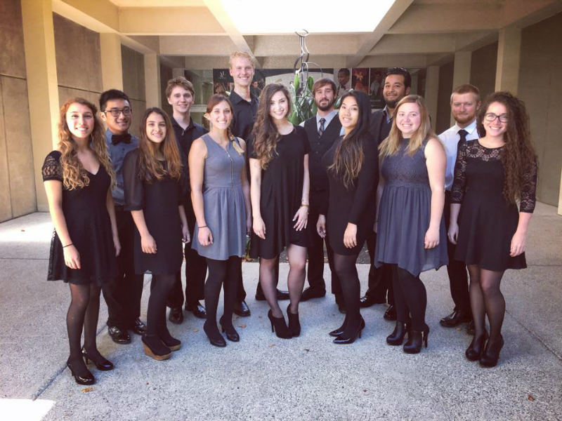 Sac State Vocal Jazz / Facebook