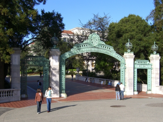 Wikimedia/Sather Gate