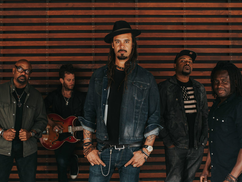 Picture of Michael Franti & Spearhead provided by California WorldFest